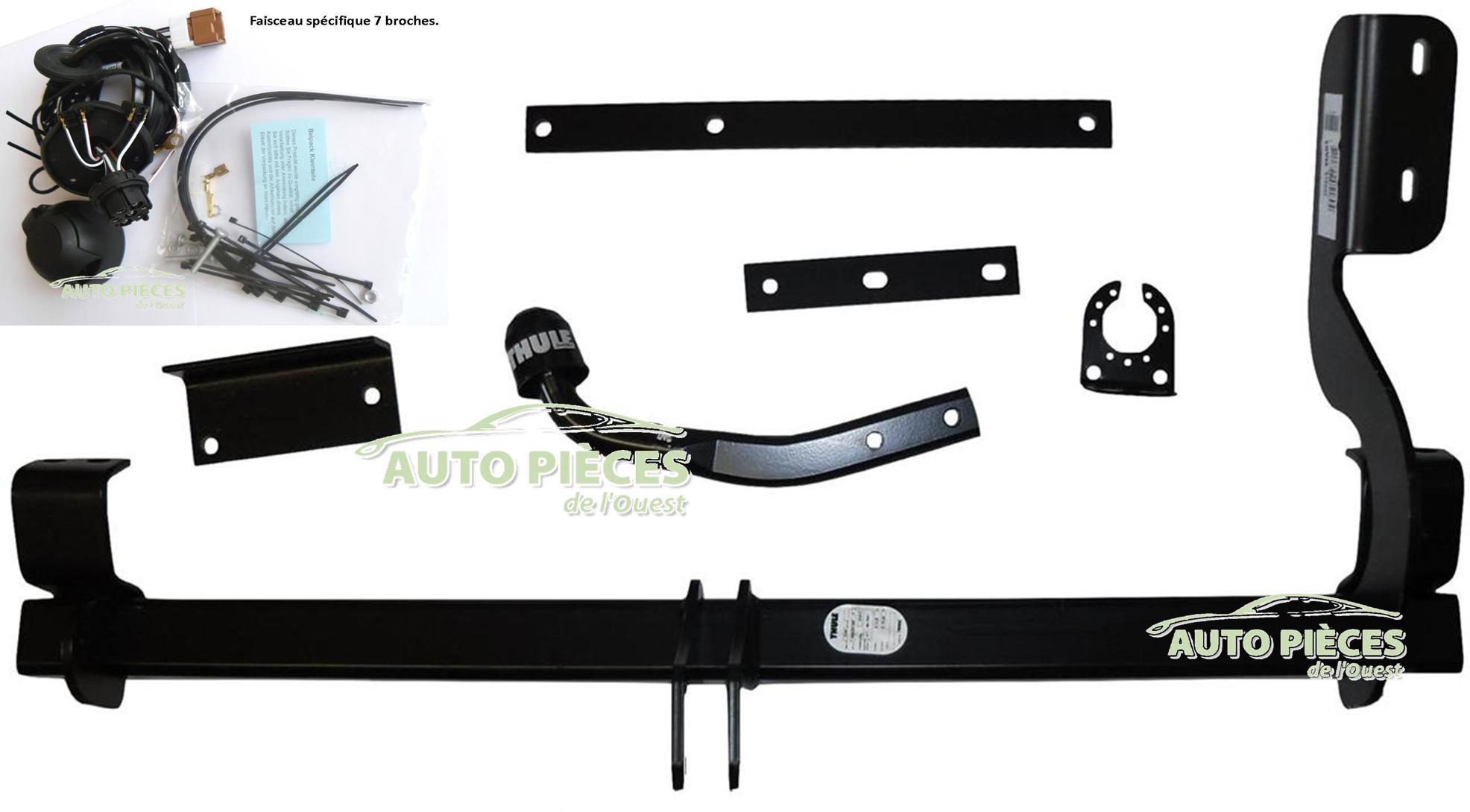 attelage volkswagen golf iv col de cygne d montable avec outils faisceau sp cifique auto. Black Bedroom Furniture Sets. Home Design Ideas