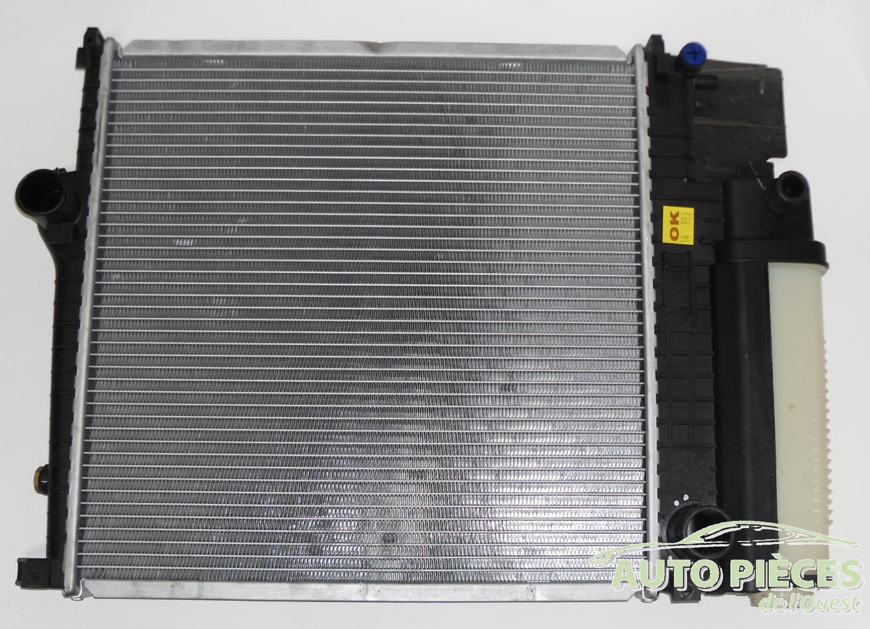 radiateur de refroidissement moteur bmw serie 3 e36 316. Black Bedroom Furniture Sets. Home Design Ideas