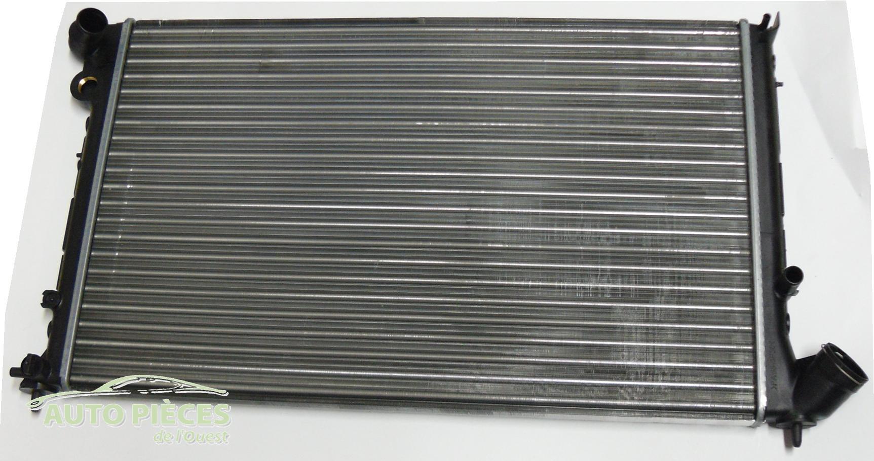 radiateur de refroidissement moteur peugeot 406 1 9 d diesel auto pi ces de l 39 ouest. Black Bedroom Furniture Sets. Home Design Ideas
