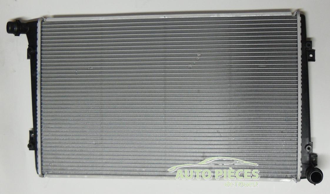 radiateur refroidissement audi a3 1 9 tdi 2 0 tdi 1k0121251ak 1k0121251am 3c0121253s auto. Black Bedroom Furniture Sets. Home Design Ideas