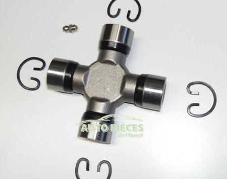 CROISILLON ARRIERE ARBRE DE TRANSMISSION NISSAN NAVARA 2 5 DI V6 3 0 DCI D40 27x92 MM piece auto nantes pieces 4x4 nantes 44 piece suv