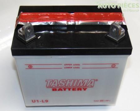 BATTERIE TONDEUSE TASHIMA 12 V 28 AH 190x125x160 MM