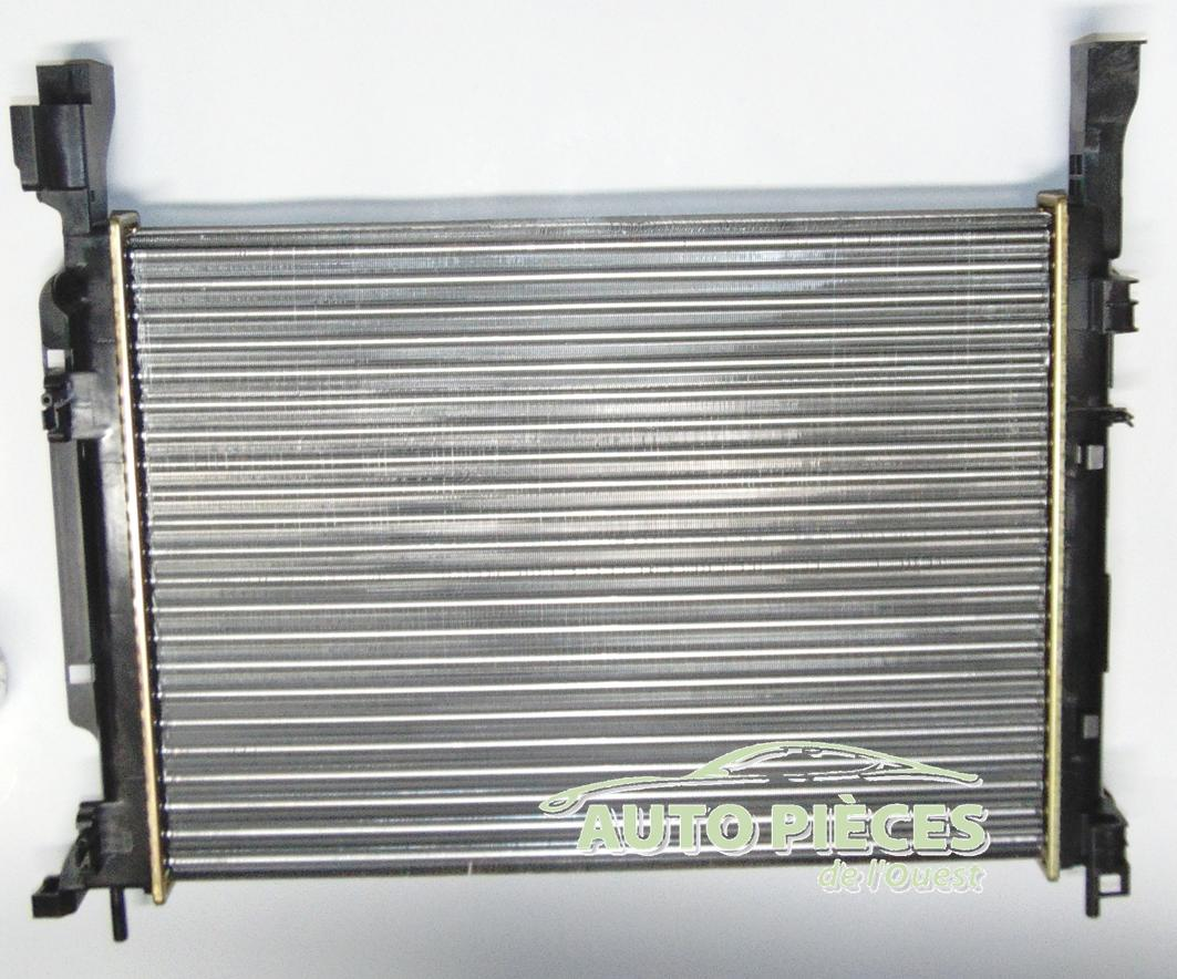 radiateur de refroidissement moteur renault kangoo a partir de 2005 8200418327 8200418328 auto. Black Bedroom Furniture Sets. Home Design Ideas