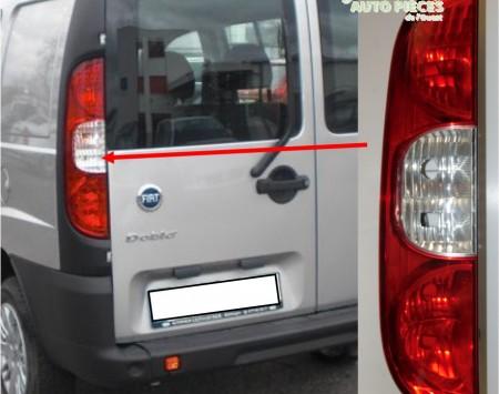 FEU ARRIERE GAUCHE ARG FIAT DOBLO DE 2005 A 2011