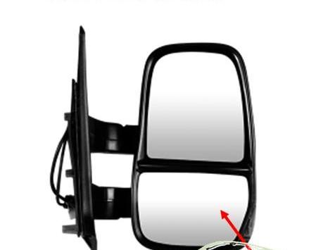 GLACE DE RETROVISEUR INFERIEUR DROIT IVECO DAILY T9150