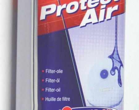 HUILE DE FILTRE A AIR PROTECT AIR BO MOTOR OIL 1L