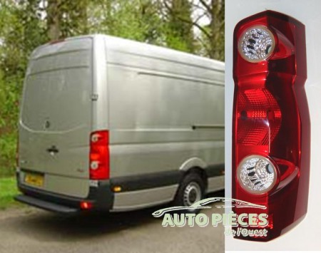 FEU PHARE OPTIQUE ARD ARRIERE DROITVOLKSWAGEN VW CRAFTER