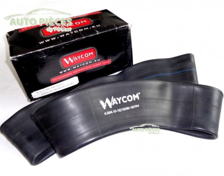 CHAMBRE A AIR WAYCOM 009041 110-90-19 TR4 MOTO SCOOTER 2 ROUES