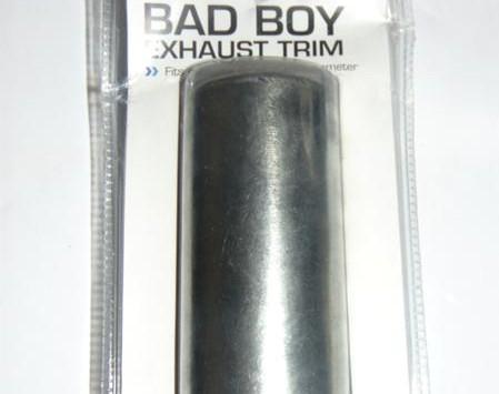 RALLONGE ECHAPPEMENT DIAMETRE 50MM PRODRIVER 84075 BAD BOY EXHAUST TRIM