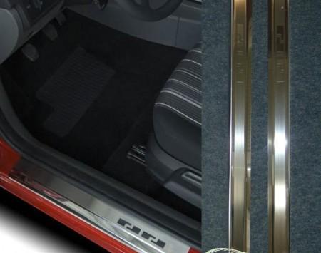 SEUILS DE PORTE ACIER FIAT 500 BB16