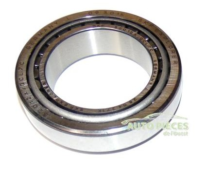 KIT ROULEMENT SKF 32012 X-QCL7C 60x95x23 mm