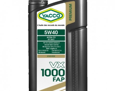 huile moteur yacco 5w30 lube r 2 litres auto pi ces de l 39 ouest. Black Bedroom Furniture Sets. Home Design Ideas